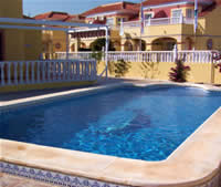 Clearwater Pools, Alicante and Torrevieja area