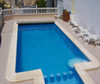 Clearwater Pools, reliable pool cleaning and repairs in southern Costa Blanca