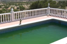 Clearwater Pools, pool problems solved and cleaning and maintenance work, southern Costa Blanca